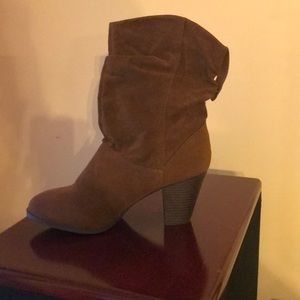 Brown Rampage boots. Brand new, never worn.